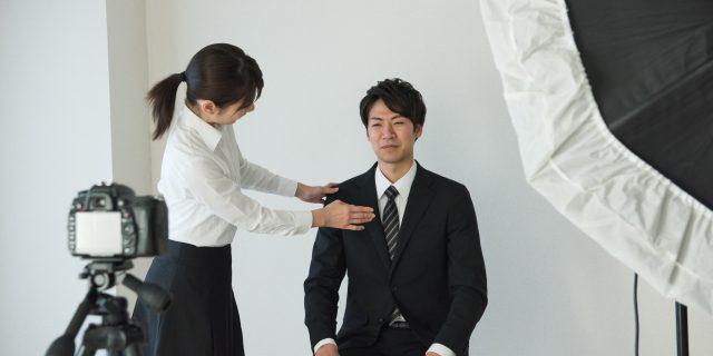 履歴書の証明写真の撮り方|服装・髪型・写真サイズ・貼り方など